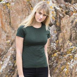 EA01F - T-shirt Cascades Femme