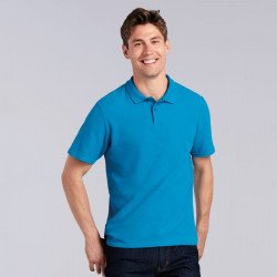 64800 - Polo double piqué Softstyle adulte
