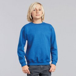 18000B - Sweat-shirt col rond Heavy Blend™