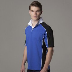 KK613 - Gamegear® continental rugby shirt short sleeved -Chemise de rugby à manches courtes continental Gamegear®