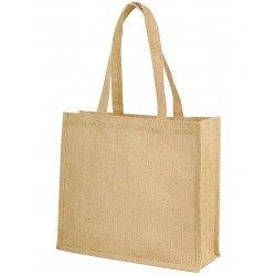 1105-70 - Calcutta Long Handled Jute Shopper Bag