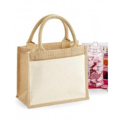 W425 - Cotton Pocket Jute Gift Bag