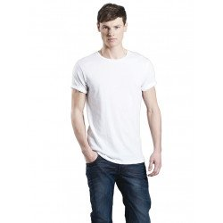 EP11 - MEN'S ROLLED SLEEVE T-SHIRT