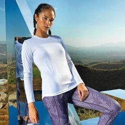 TR060 - T-shirt manches longues performance femme TriDri®