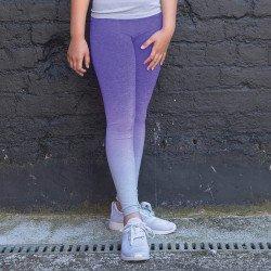 TL320 - Legging effet dégradé sans coutures pour enfants